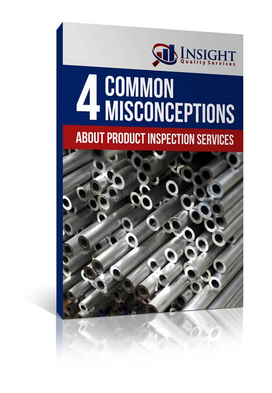 4 Common Misconceptions About Product Inspection Services