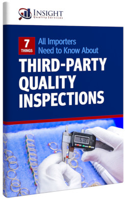 eBook Cover: 7 Things All Importers Need to Know About Third-Party Quality Inspections
