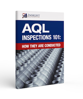 White Paper - AQL Inspections 101: How They are Conducted