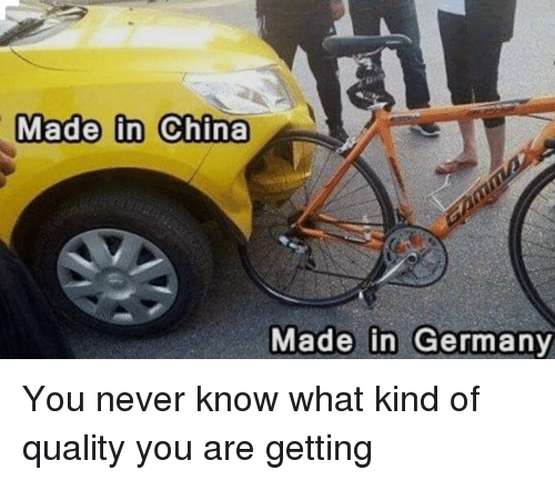 Car Crashes into Bicycle and Only Car Gets Damaged