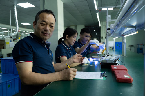 Quality control inspection in Shenzhen - Insight Quality Services