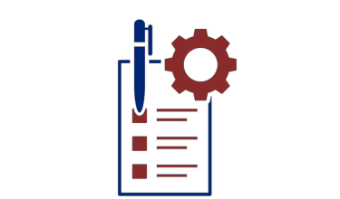 Factory audit checklist icon